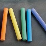 Colored-Chalk